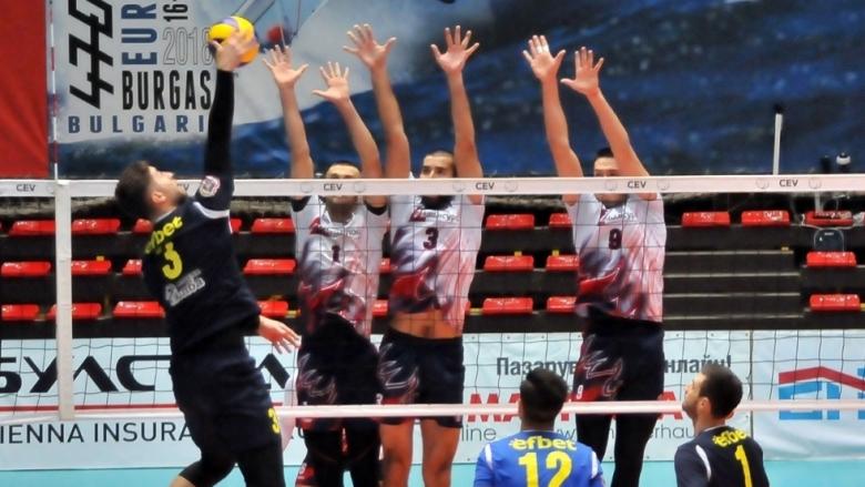 Монтана даде гейм на Дея спорт в Бургас
