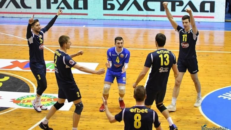 Монтана  продължи победната си серия и срещу Левски (статистика)