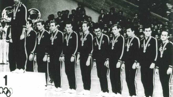 Олимпийската история на волейбола: Токио 1964