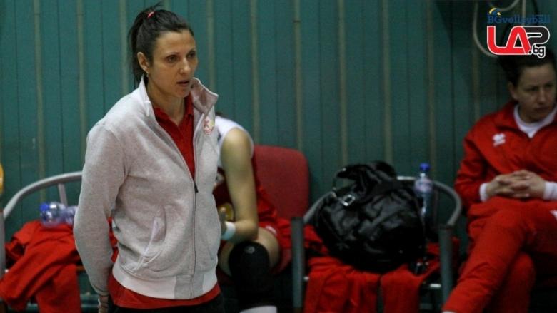 Юлия Иванова: В нашия отбор нямаше хора, които да се раздават