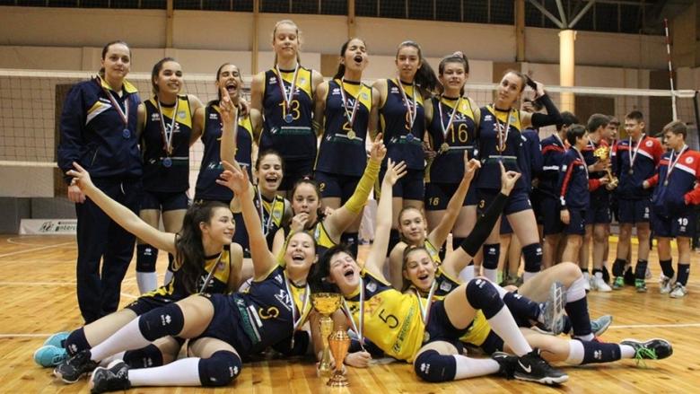 Марица U15 спечели турнира Николай Диманов