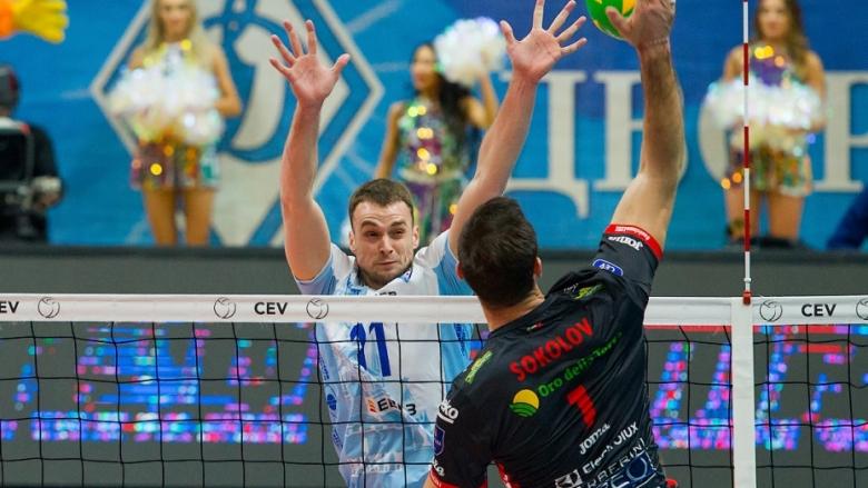 Соколов с 23 точки на старта на 1/4-финалите в ШЛ