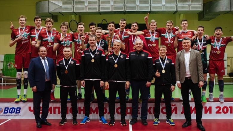 Български треньор изведе Локо (Новосибирск) до титла при младежите в Русия