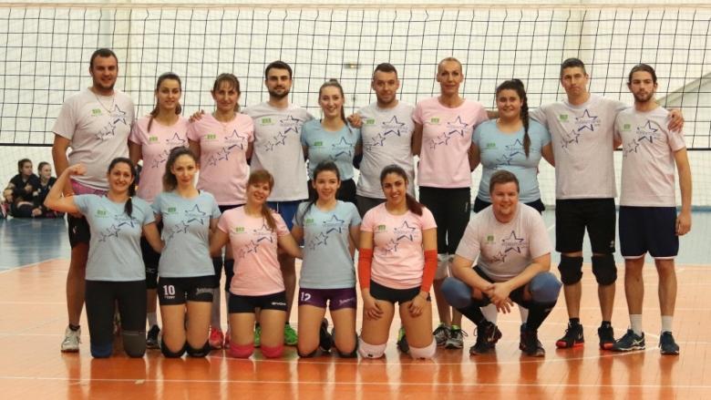 Отборът на BULPROS спечели Мача на звездите във Volley Mania
