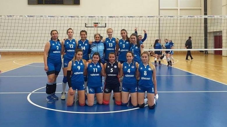 Видин спечели допълнителна квалификация И за девойки U20