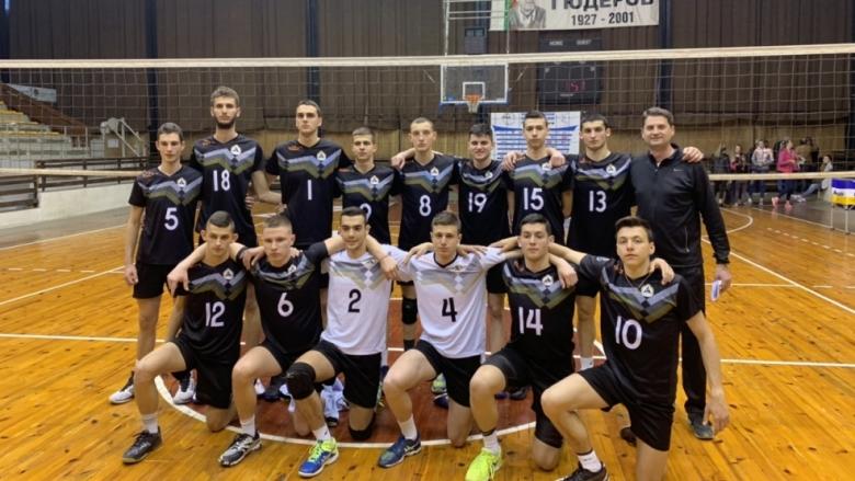 Славия спечели група З от допълнителните квалификации за юноши U20