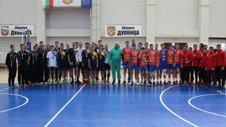 Марек спечели Великденския турнир за кадети в Дупница