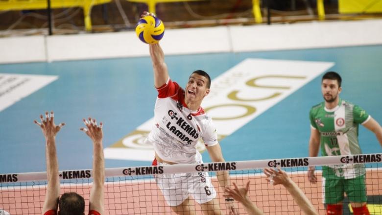 Страхотен Гордан Люцканов с 18 точки и първа победа в Италия