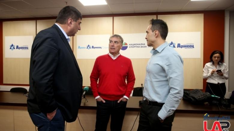 Силвано Пранди покани Андрей Жеков в екипа си