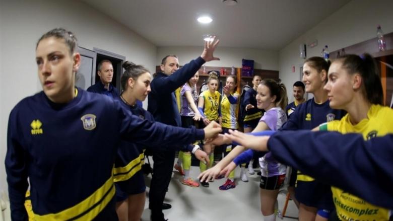 Програма за финалите от Купата на България при жените