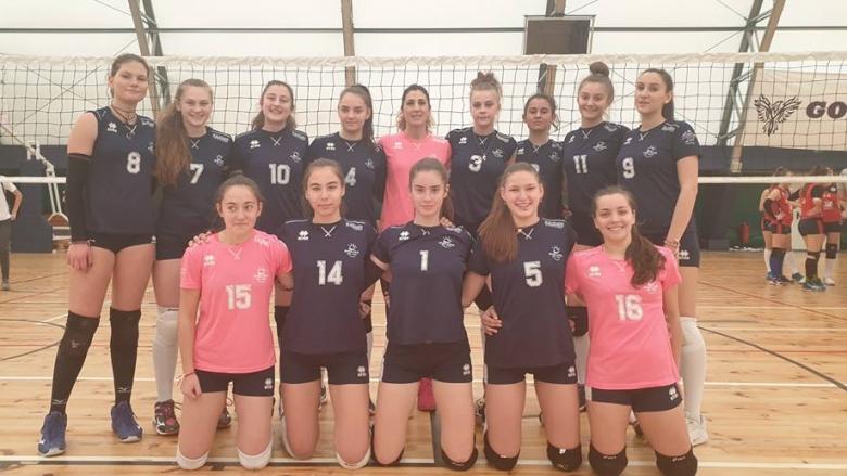 ЦПВК спечели група З от допълнителните квалификации за девойки U20