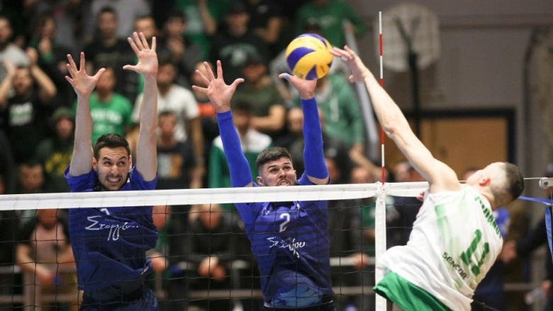 Боян Йорданов и Панатинайкос се разминаха с полуфиналите в Гърция