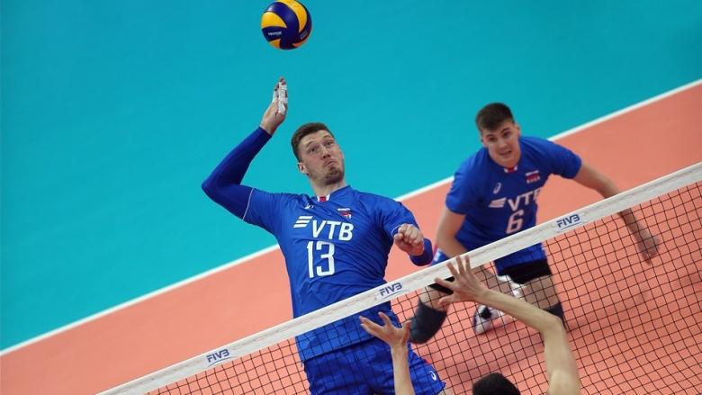 Волейболът втори по популярност в Русия