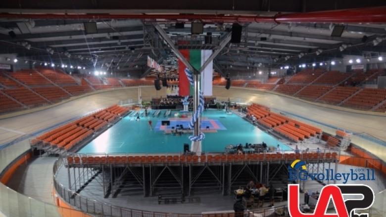 Волейболистки на Марица U13 подгряват финала за Купата в Колодрума