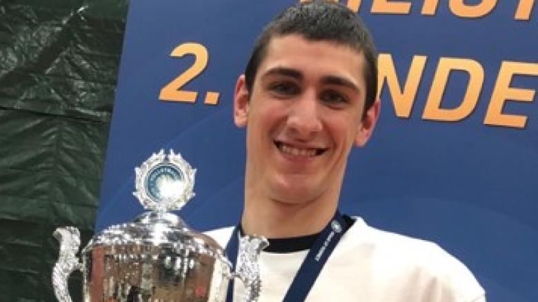 Георги Стоянов шампион на Втора Бундеслига-Юг