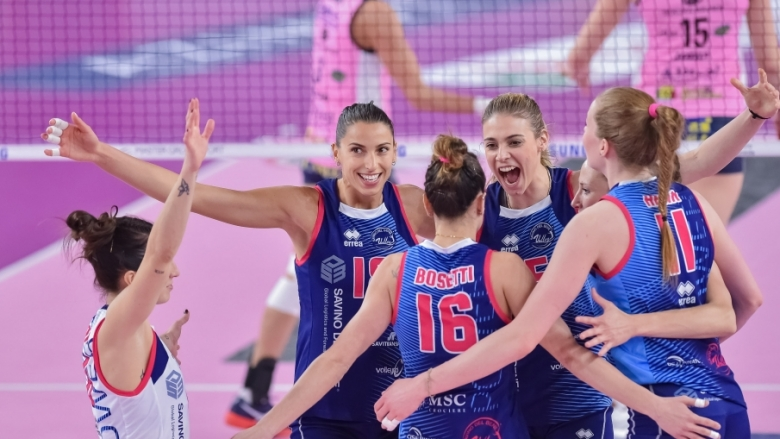 Елица Василева на полуфинали в Италия