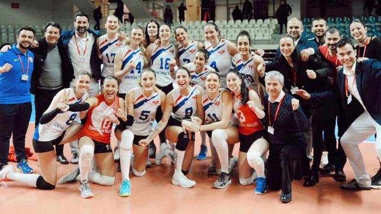 THY на Христина Русева ще играe за 5-то място в Турция