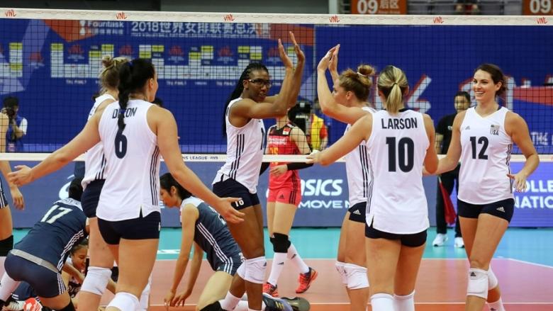 САЩ приема олимпийската квалификация при жените