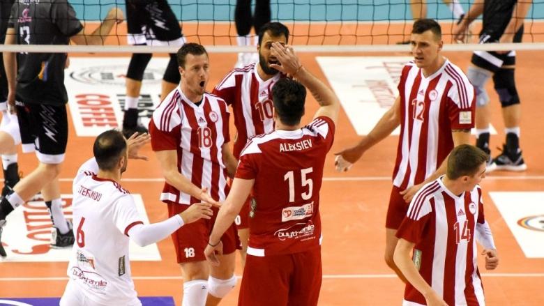 Алексиев и Олимпиакос с 29-а титла в Гърция (видео)
