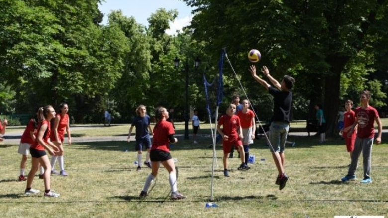 Каним децата на 1 юни да спортуват заедно със СПРИНТ и Viasport.bg