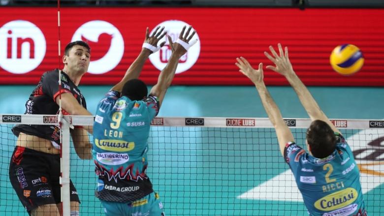 Цветан Соколов и Лубе сразиха Перуджа във финал №4