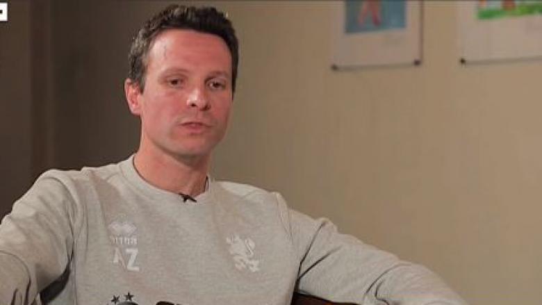 Андрей Жеков: Причината да се разбие отборът през 2012 година бе в Радостин Стойчев