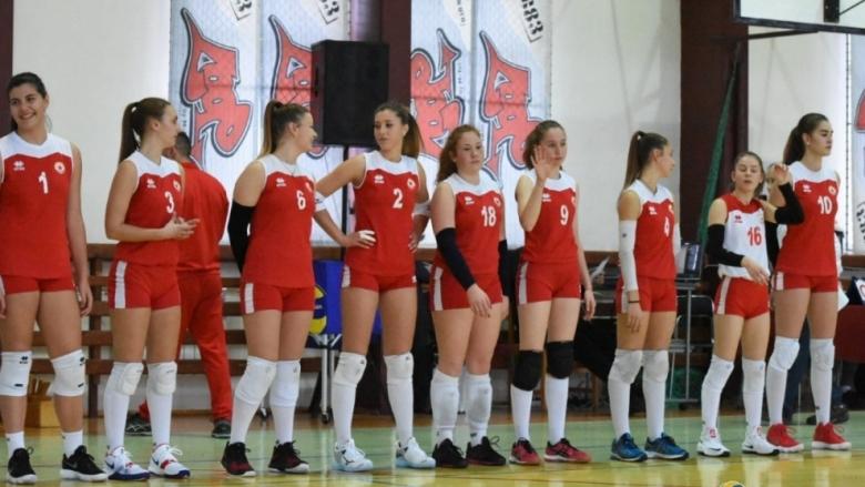 ЦСКА на държавни финали при кадетките