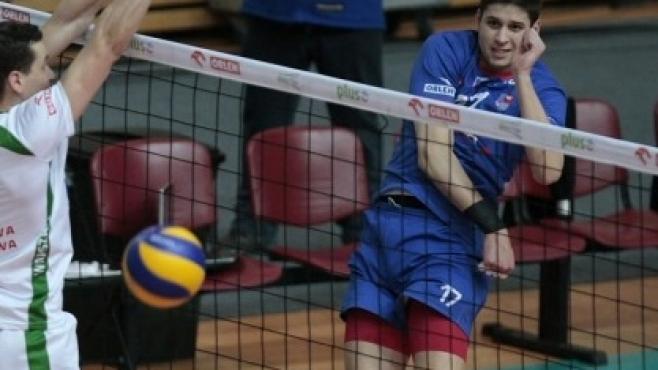 Ники Пенчев с 31 точки за победа над шампионите на Полша