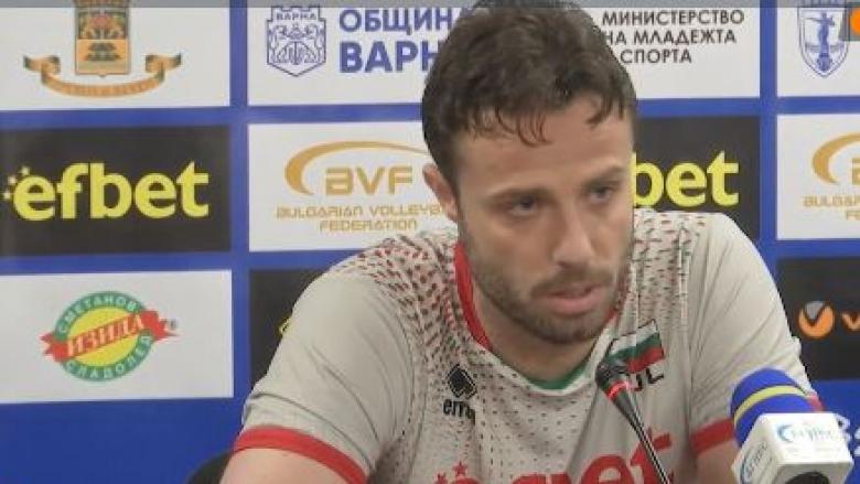 Теди Салпаров: Бих завършил кариерата си на една Олимпиада