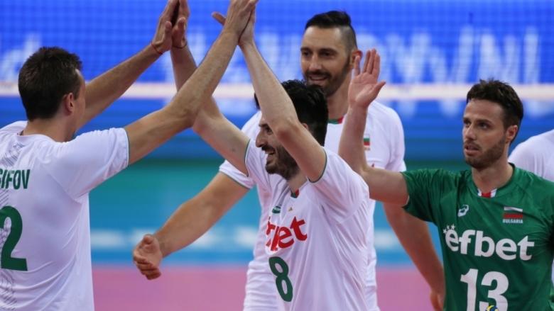 България без четирима опитни национали при старта в Лигата на нациите