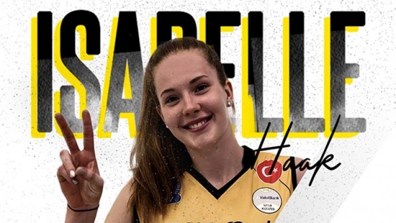 Шампионът на Турция привлече съотборничка на Елица Василева