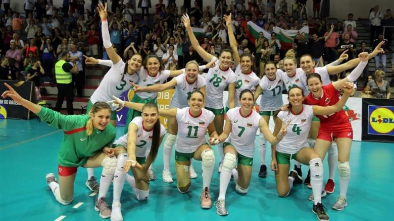 Волейболистките на България ще зарадват деца и феновете в Русе