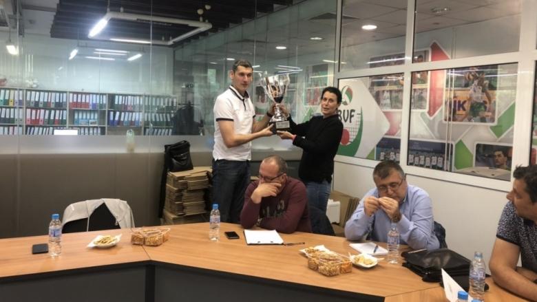 Суперлигата стартира през октомври, залага се на българските играчи