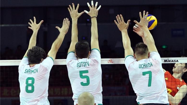 България не успя да запише успех и срещу Китай