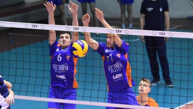 Гледай на живо в Sportmedia.tv Виктория - Марек - спор за бронза при кадетите