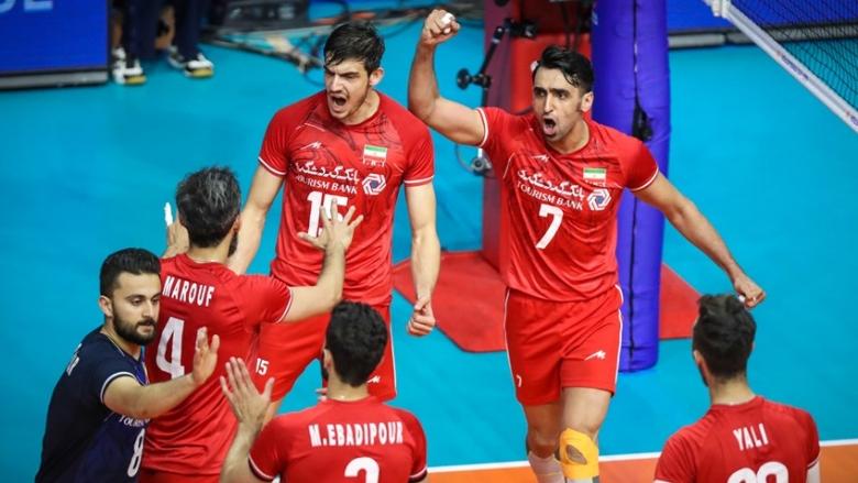 Иран с пети успех във Волейболната лига на нациите