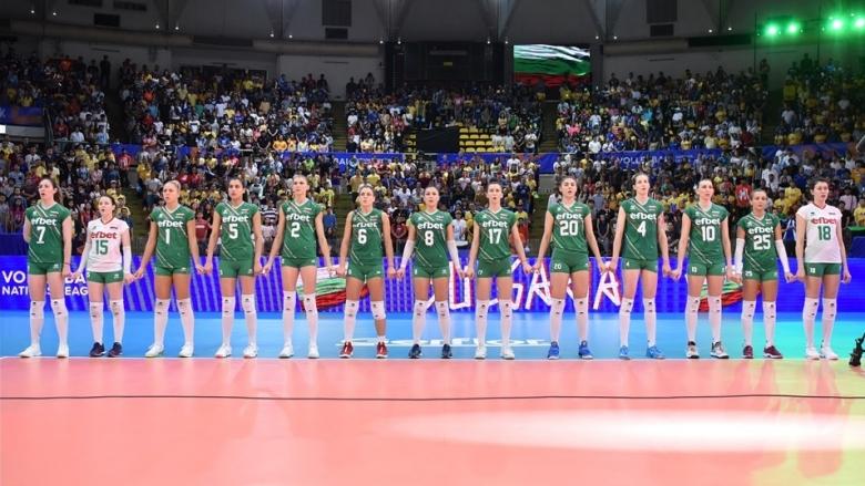 България продължава да преследва успех в четвъртата седмица на Волейболната лига на нациите