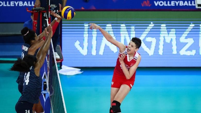 Турция си върна на САЩ за загубения финал