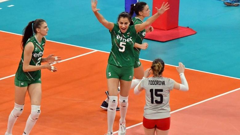 България с първа историческа победа във Волейболната лига на нациите (обновено)