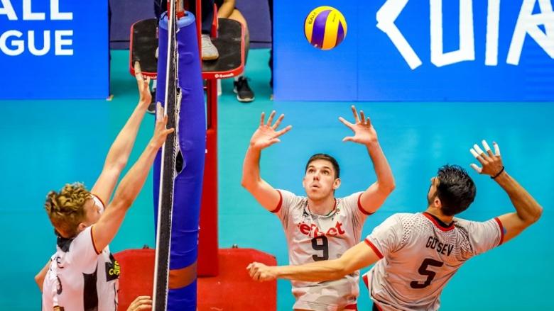 Двама българи в топ 10 на индивидуалните класации на Лигата на нациите