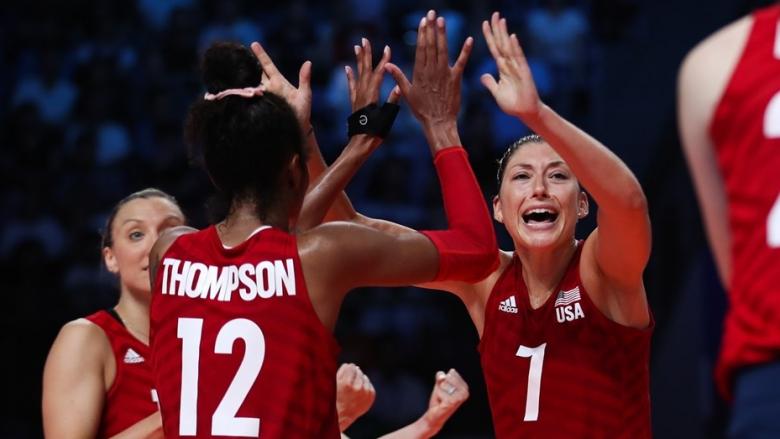 САЩ взе реванш от Бразилия в Нанджин