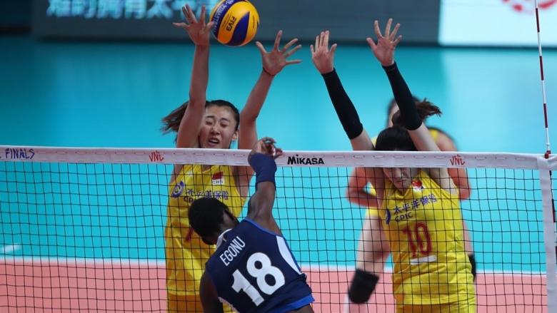 38 точки на Егону не спасиха Италия срещу Китай