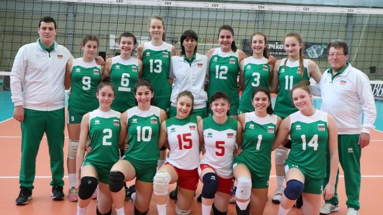 България U16 ще играе за бронза на Балканиадата в Сърбия