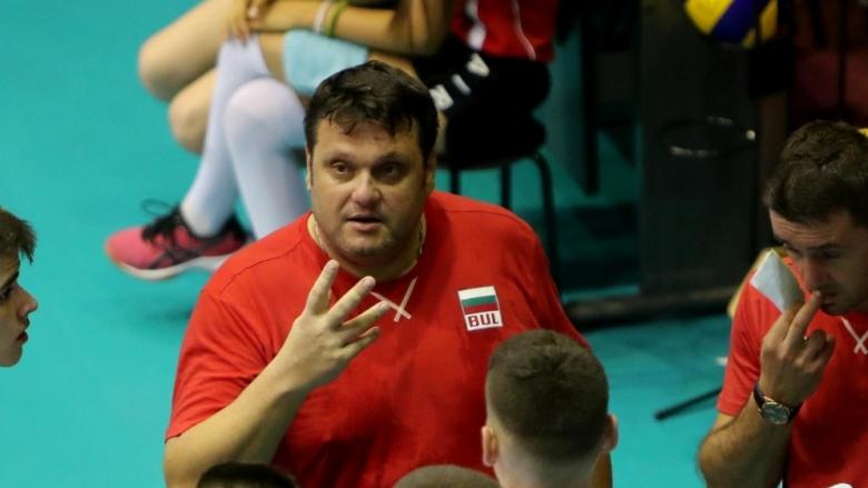 Мартин Стоев: Няма значение срещу кого сме на полуфинал, трябва да победим