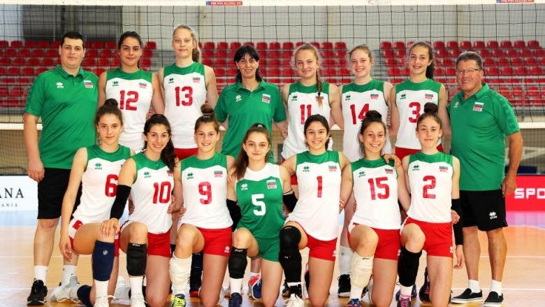 България U16 завърши на четвърто място на Балканиадата в Сърбия