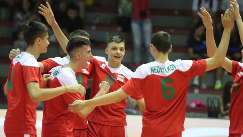 България срещу Гърция в борбата за титлата на Балканиадата U17 в София