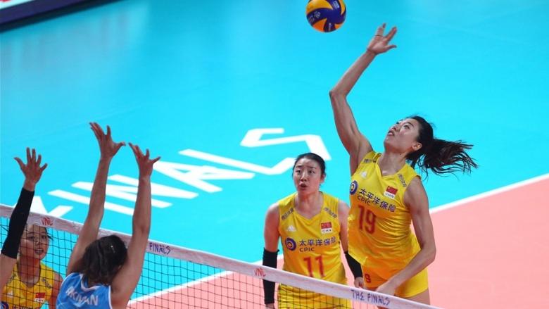 Китай спечели бронзовите медали в Лигата на нациите