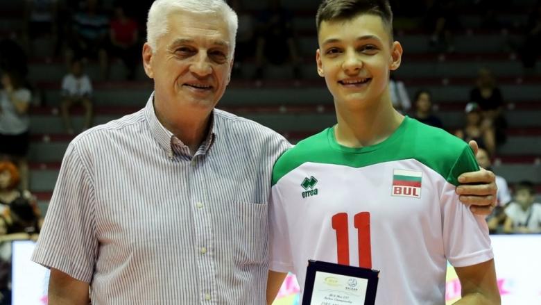 Алекс Николов: Европейското е истинско предизвикателство, ще се борим за медал