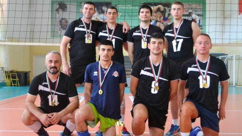 Сборная (София) спечели последния от серията любителски турнири в Тетевен