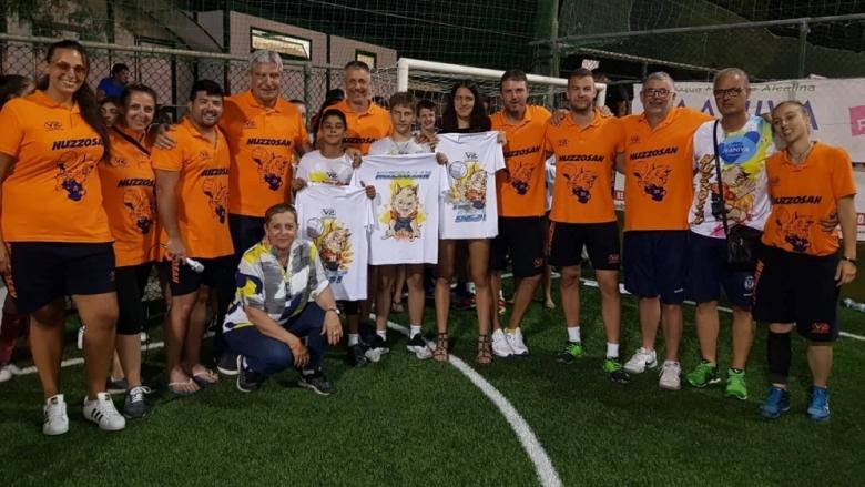 Българи обраха наградите на на волейболен камп в Италия